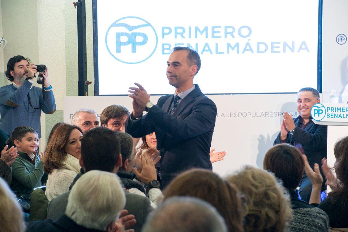 Juan Antonio Lara candidato independiente a la Alcaldía de Benalmádena
