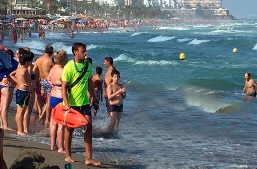 PP exige a Navas la contratación inmediata del servicio de socorrismo en las playas